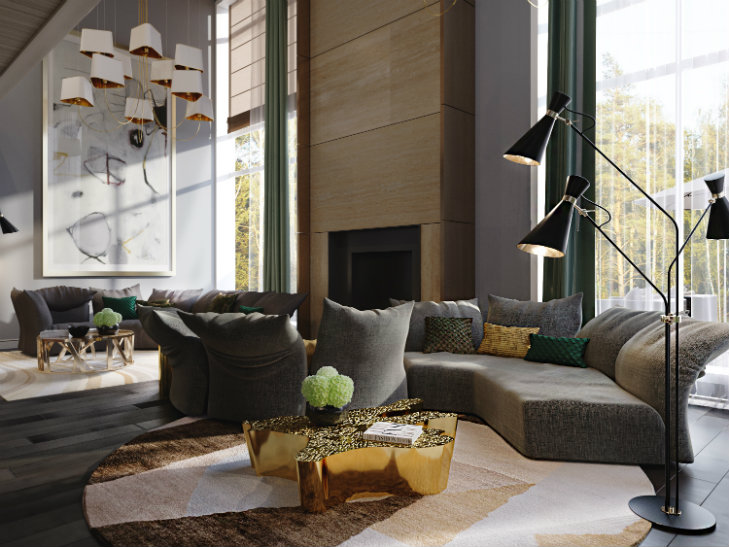 Top designers in Russia luxury projects by FULL HOUSE DESIGNSTUDIO