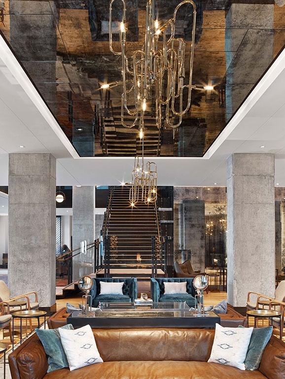 Riffs on Austin's Musical Heritage at the Hotel Van Zandt