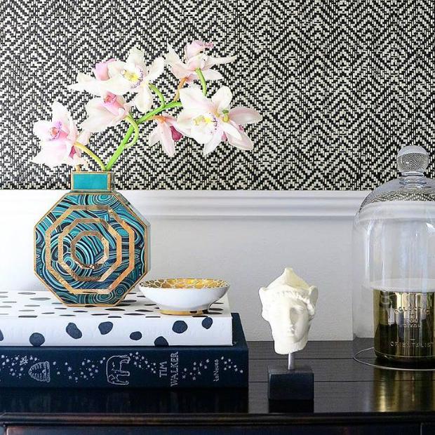 best interior design instagrams Jonathan Adler