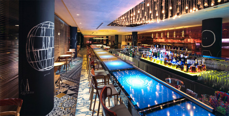 A first look at Philippe Starck interiors in M social Singapore (1)