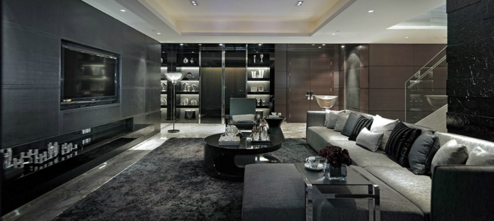 Add These Dramatic Living Room Ideas To Your Moodboard