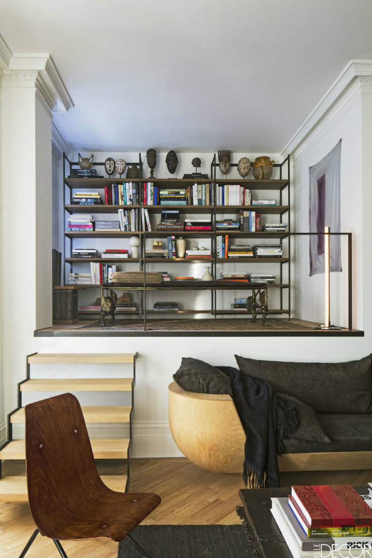 Feel the LA Vibe with this New York Apartment (2)