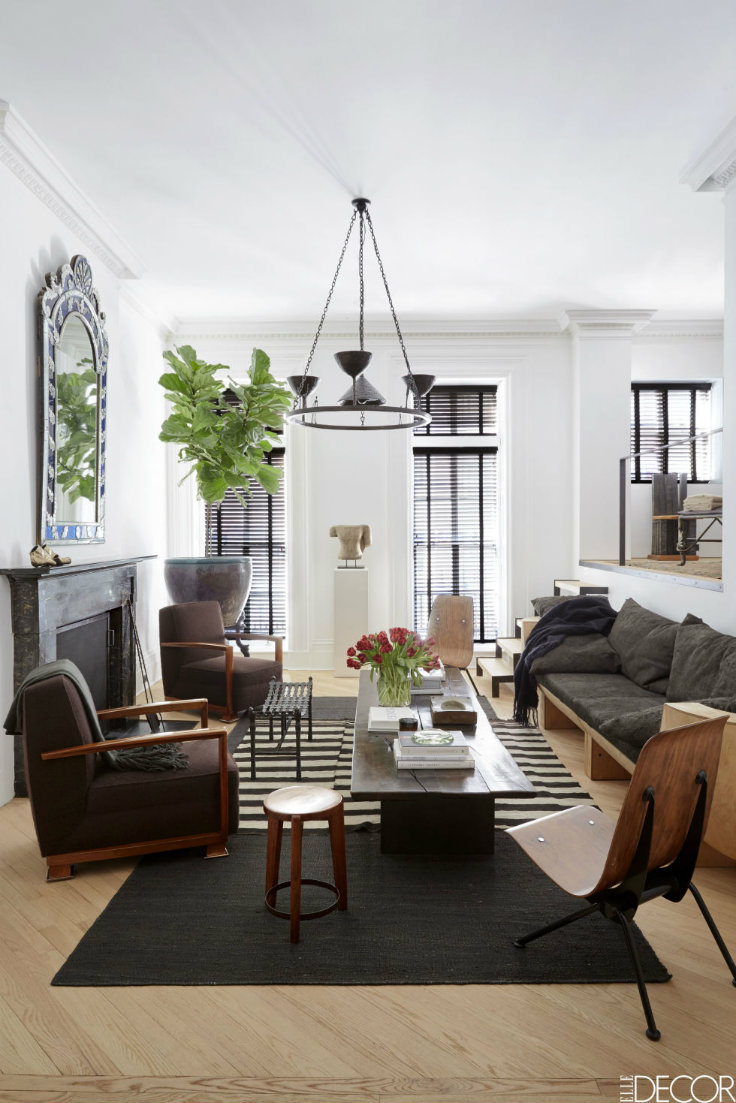 Feel the LA Vibe with this New York Apartment (3)