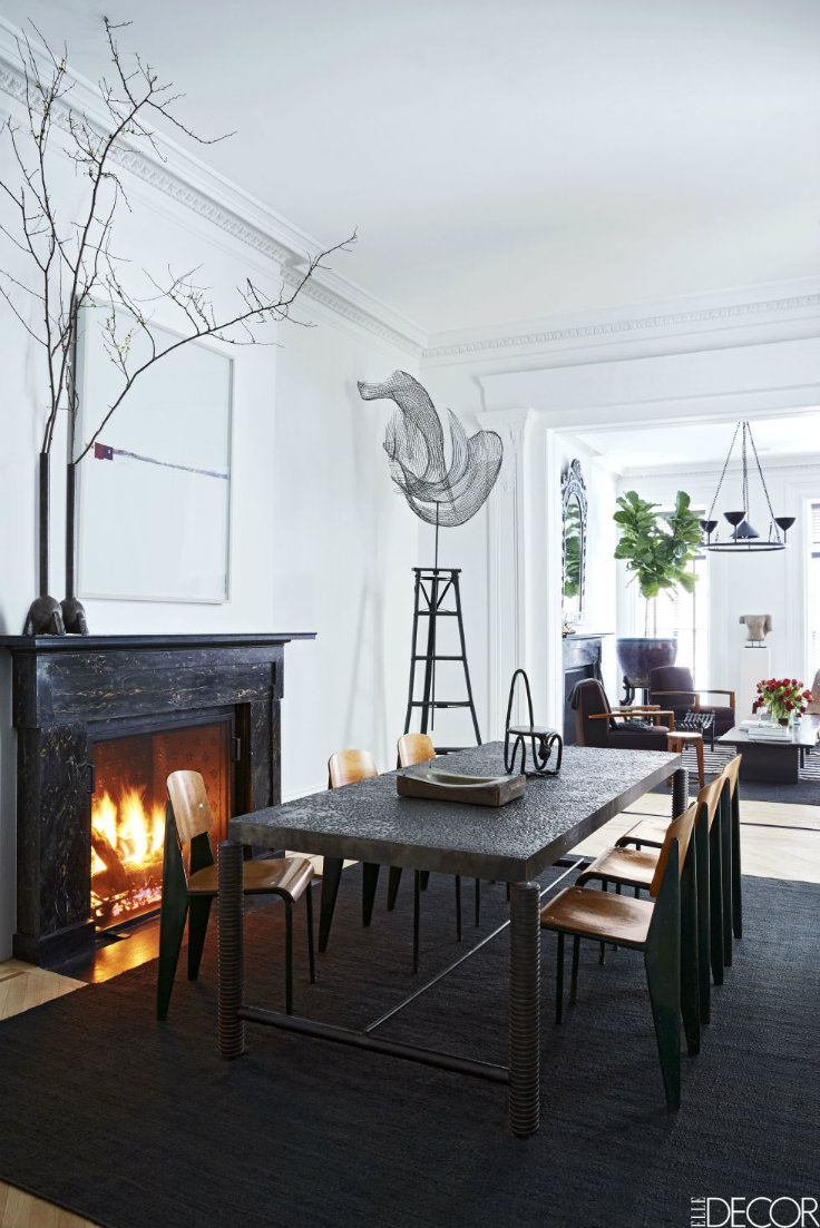 Feel the LA Vibe with this New York Apartment (4)