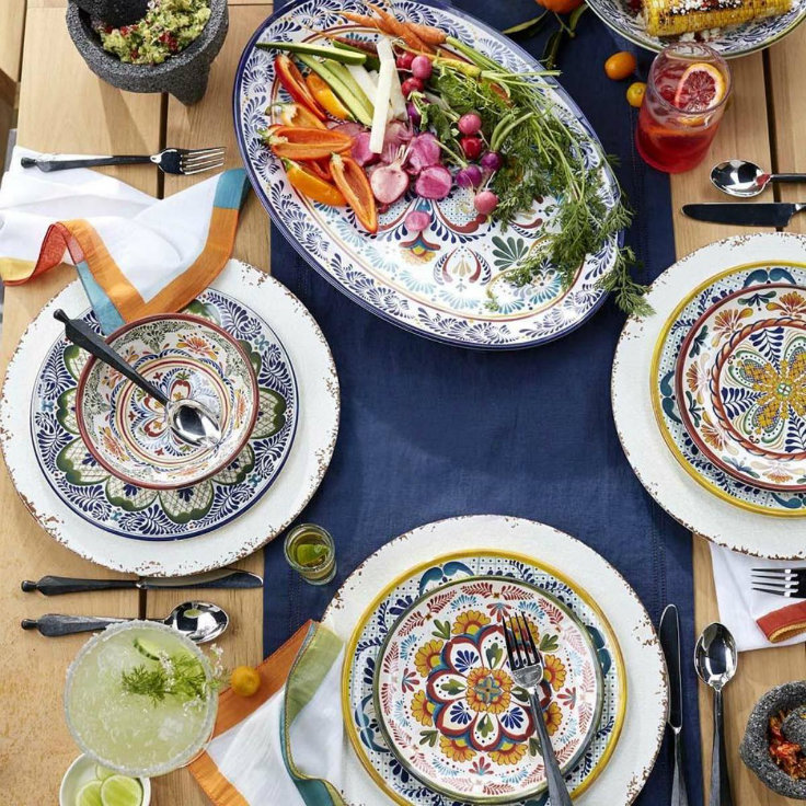 8 Summer essentials for your dining table