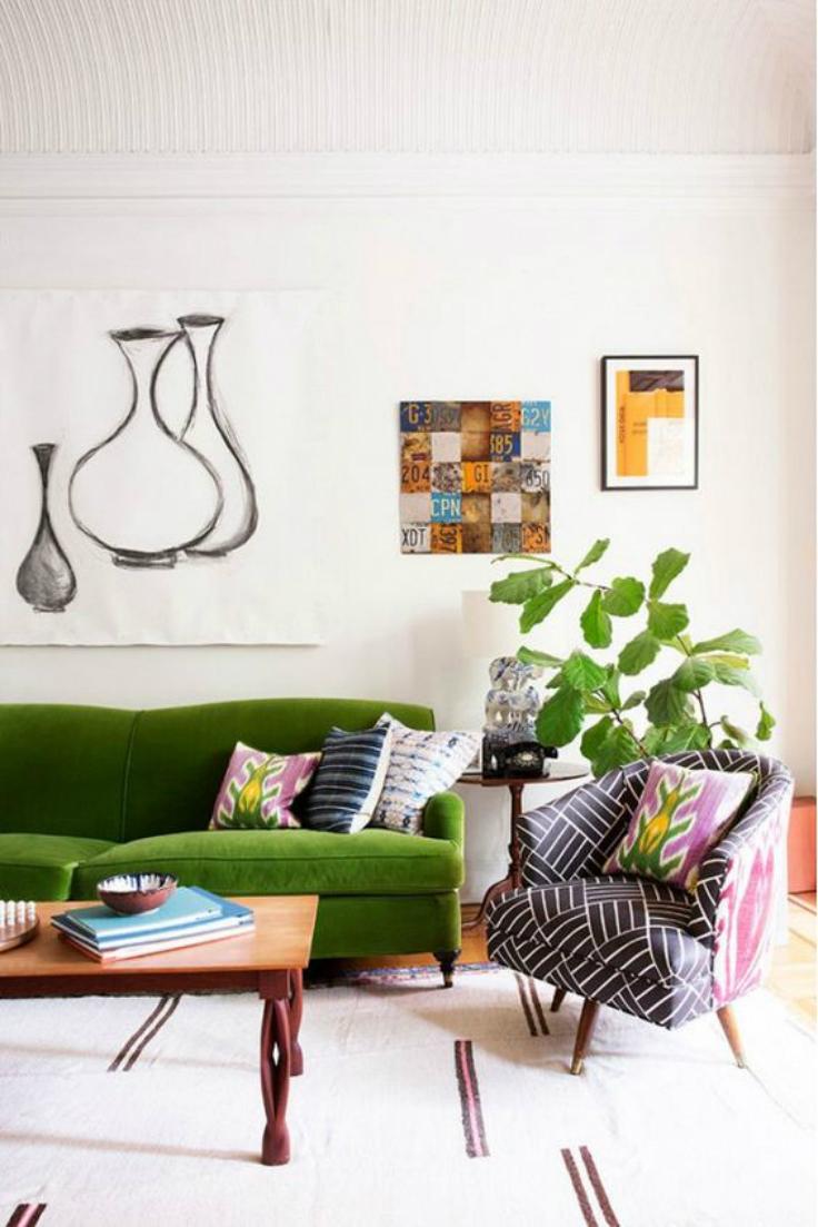 10 great Green Flash summer decorating ideas (1)
