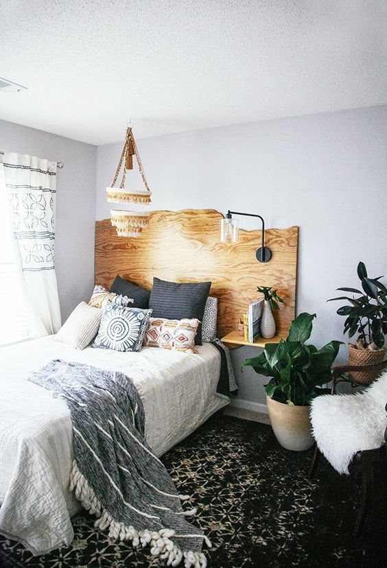 Get Inspired By These 10 Boho Farmhouse Interiors