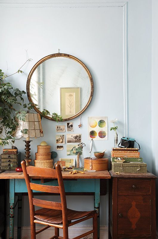 Get Inspired With These 10 Boho Farmhouse Interiors