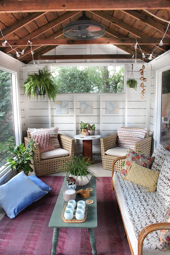 ... Get Inspired With These 10 Boho Interiors Farmhouse Get Inspired By  These 10 Boho Farmhouse Interiors