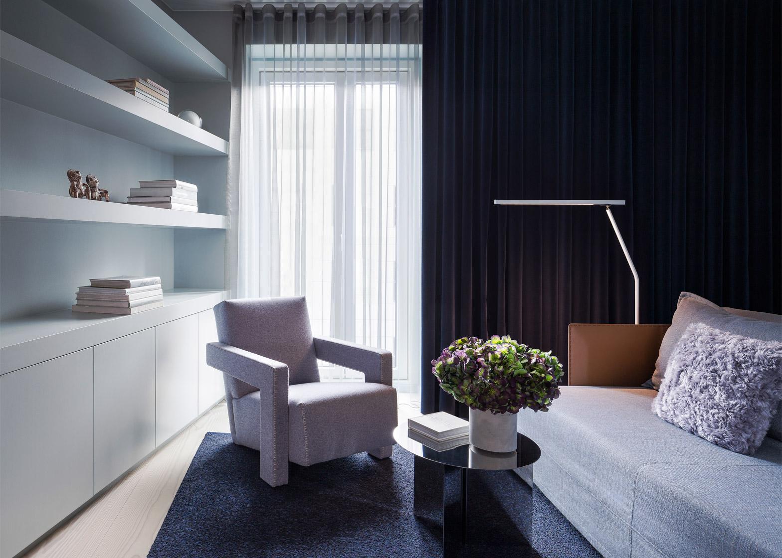 Home of the week scandinavian design with an for Scandinavian design furniture