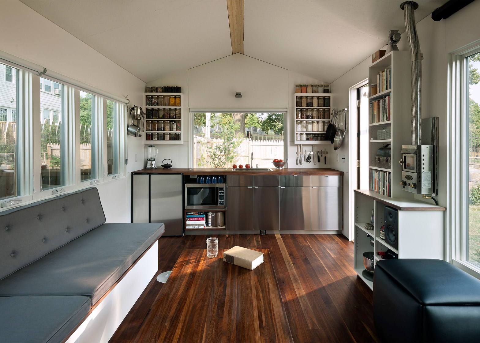 How you should decorate a home, by Foundry Architects
