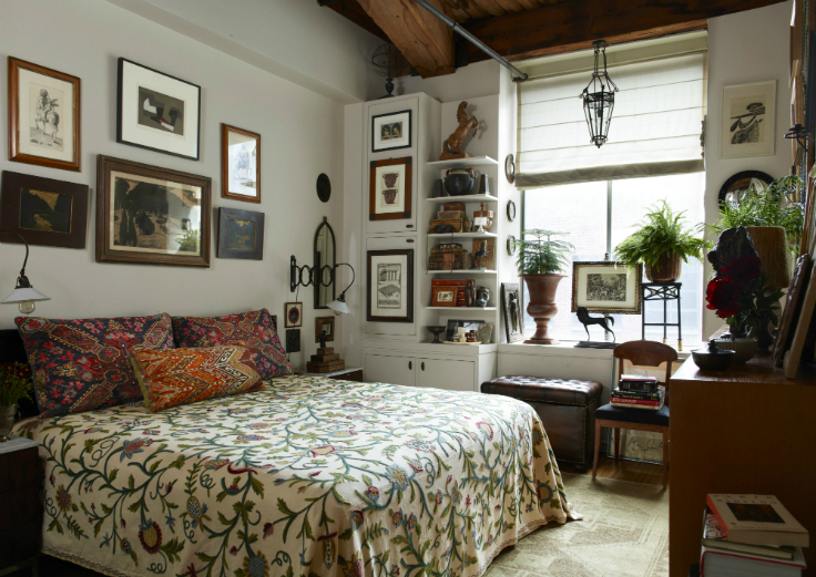 10 great design ideas for a small bedroom (1)