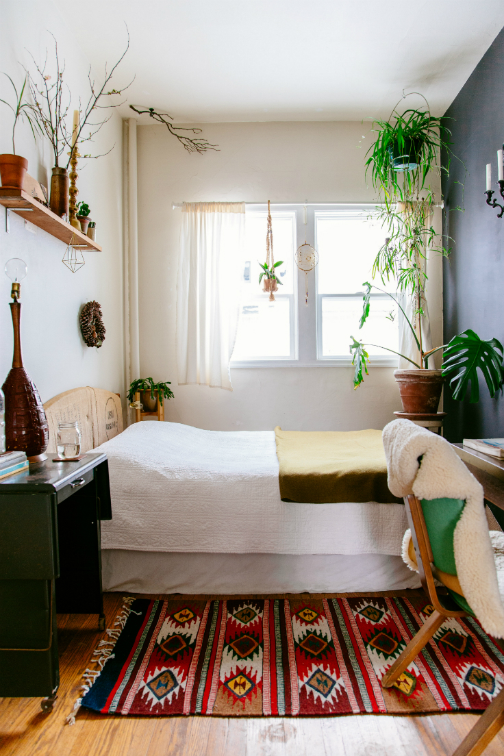 10 great design ideas for a tiny bedroom (1)