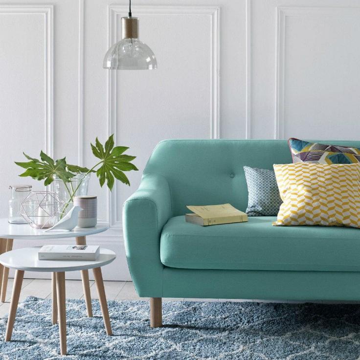 10 great serenity blue summer decorating ideas | Lighting ...