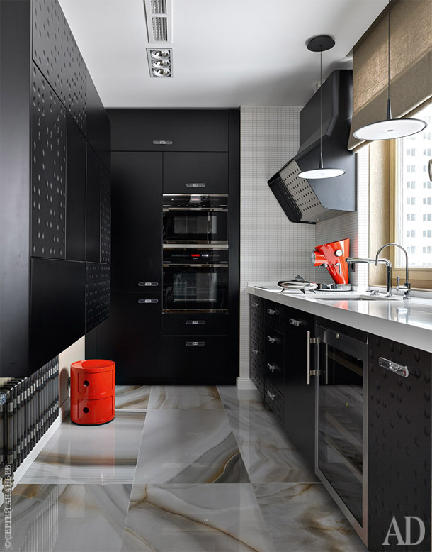 Home of the week: The perfect modern design apartment for a young family