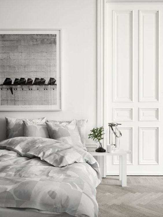 give your bedroom for a fall and winter look