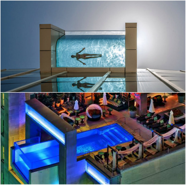 Unique Things In The World 8 Most Daring Swimming Pools