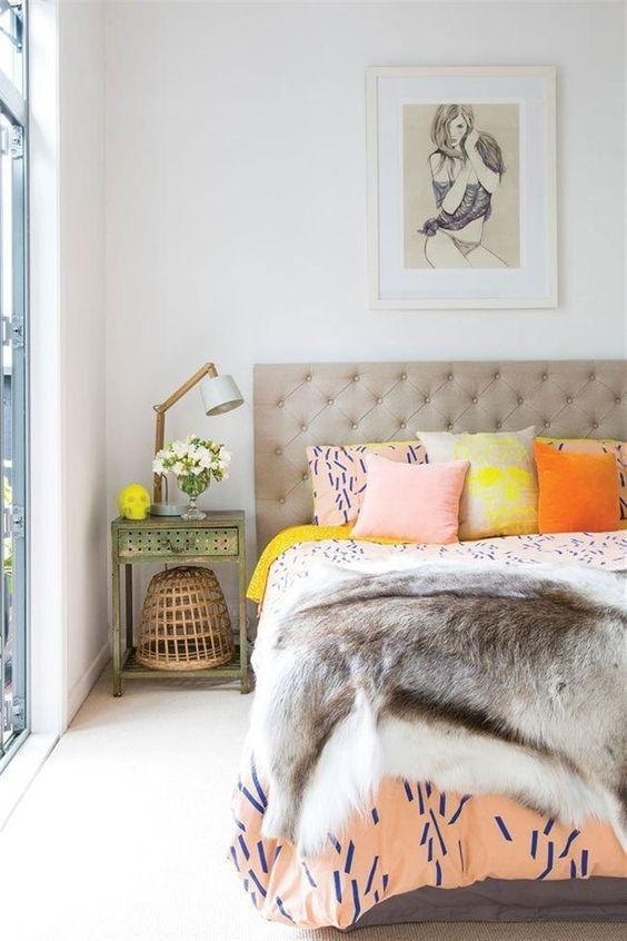 How to prepare your bedroom for a fall and winter look