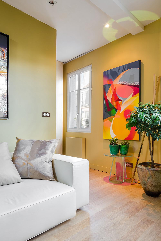 A MODERN HOME IN PARIS Feng Shui THE SHIFT