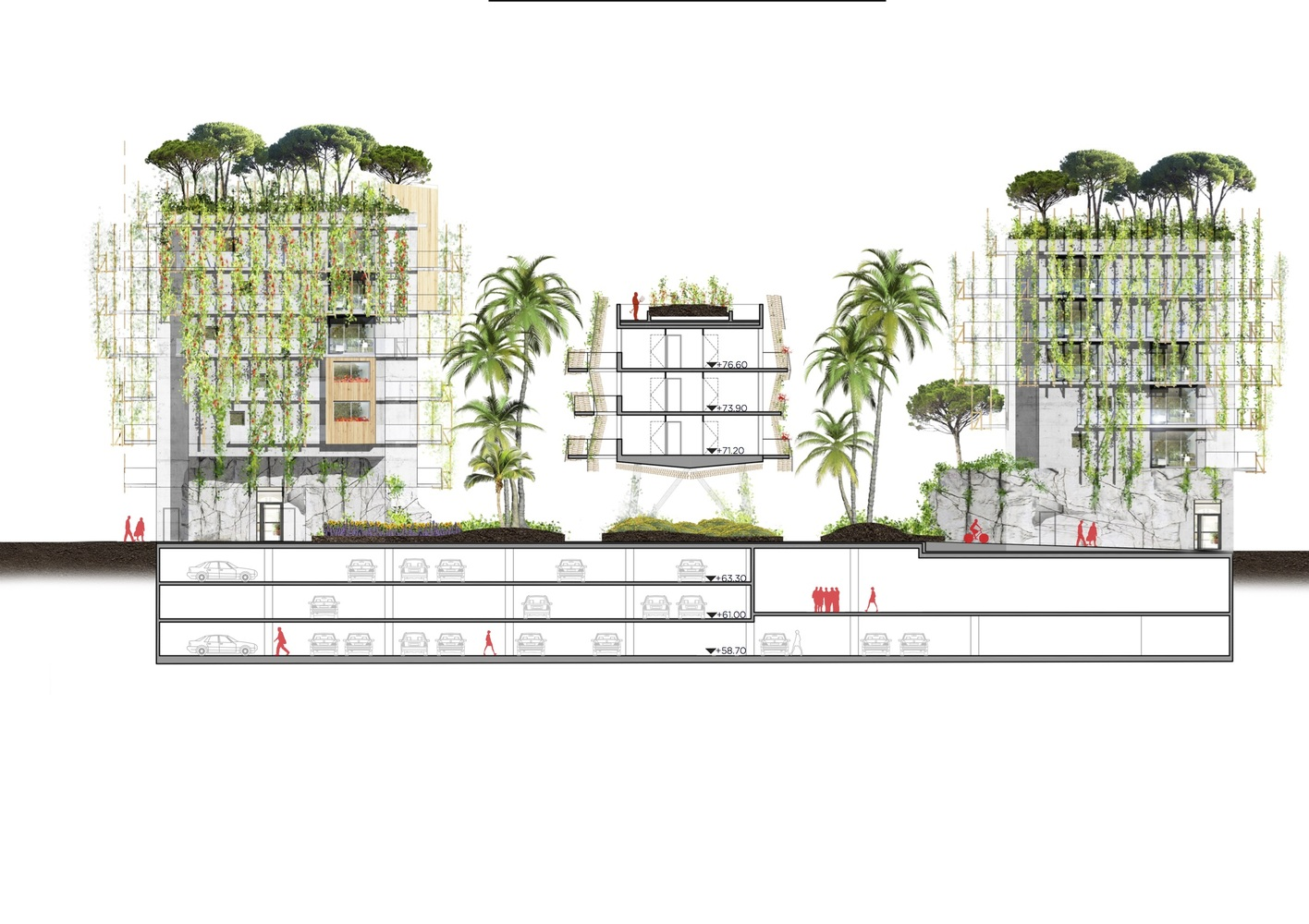 What if you could live in a Former Soccer Stadium in Nice