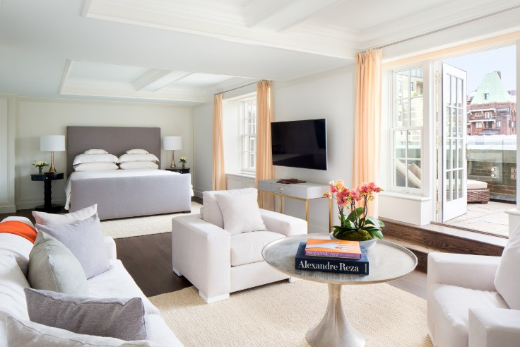 Fall in love with these 5 Hotel Designs in NYC