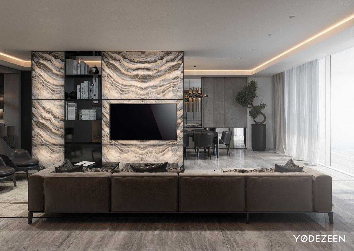 minimalist luxurious house in miami by yØdezeen