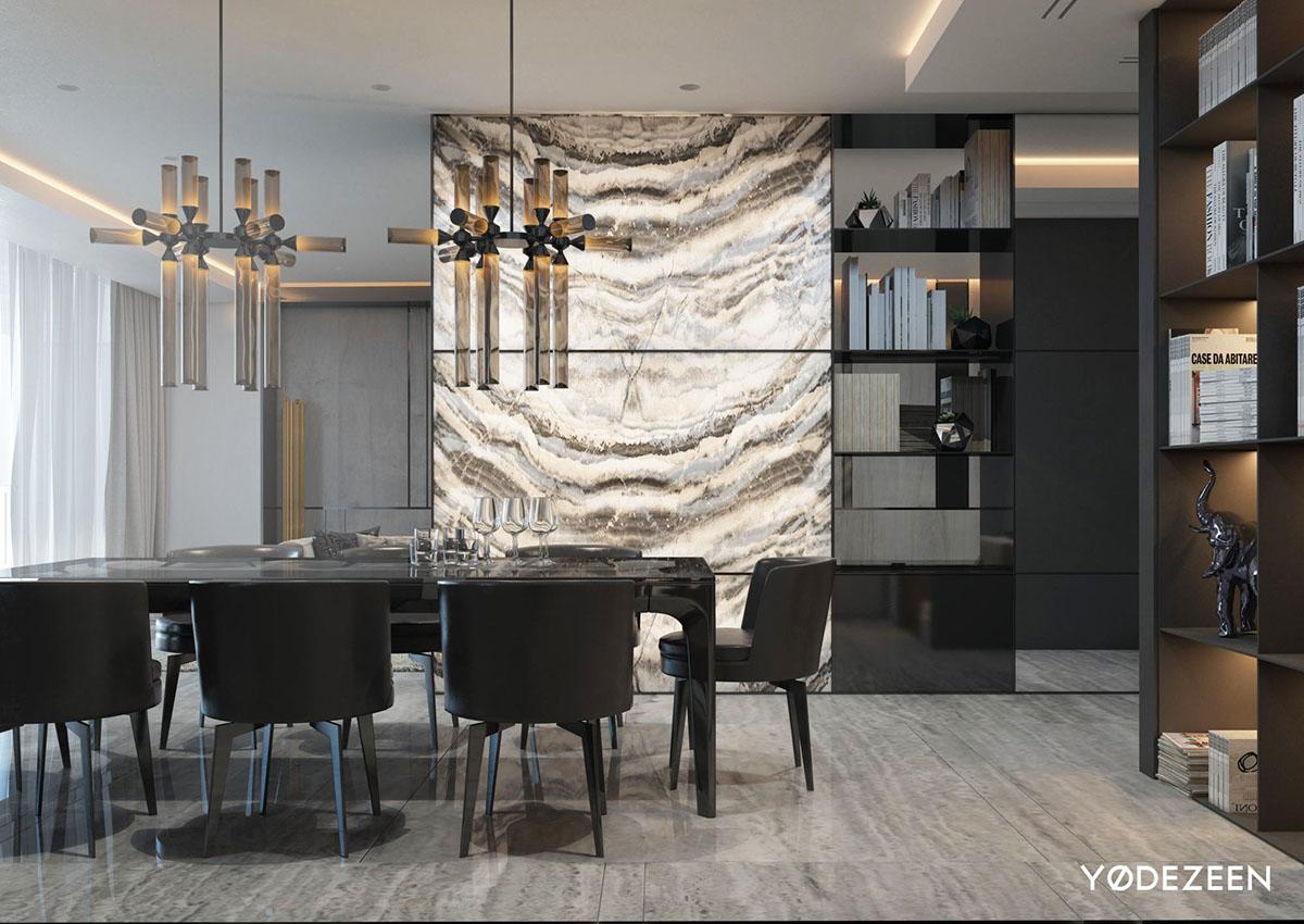 MINIMALISTIC & LUXURIOUS HOUSE IN MIAMI BY YØDEZEEN