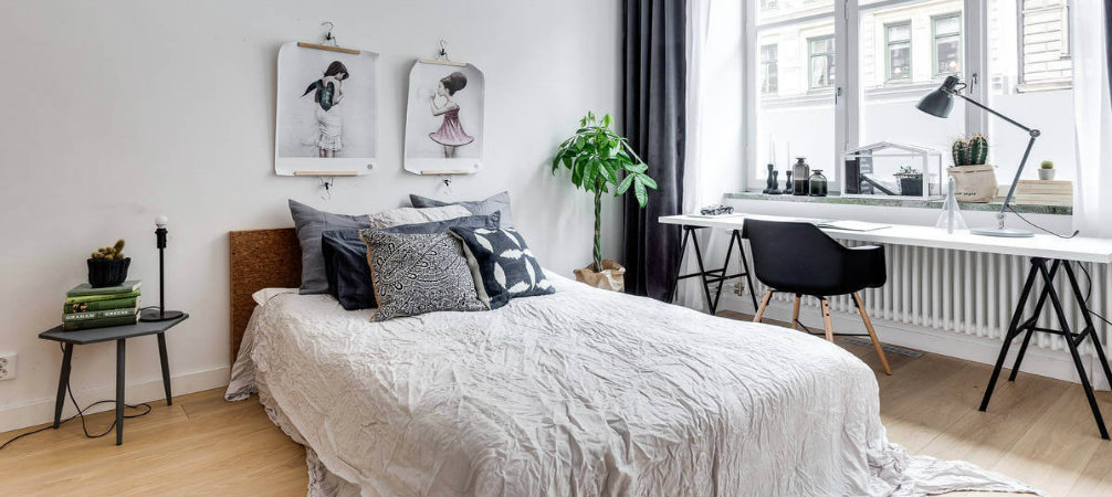 Admirable Get Inspired By The Best Scandinavian Bedroom Designs Download Free Architecture Designs Grimeyleaguecom