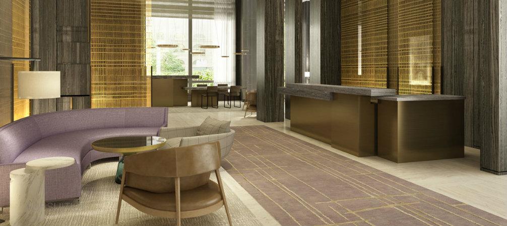 Luxury Design Four Seasons New York By Yabu Pushelberg