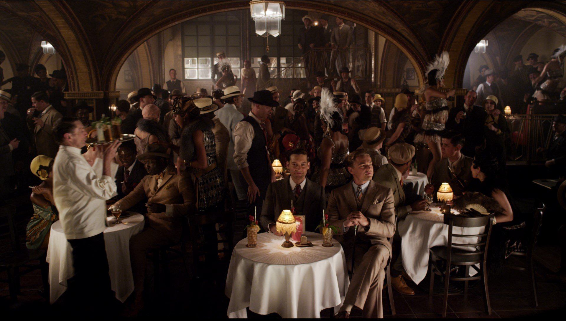 Inside the Screen- The Great Gatsby Film as an Art Deco Inspiration