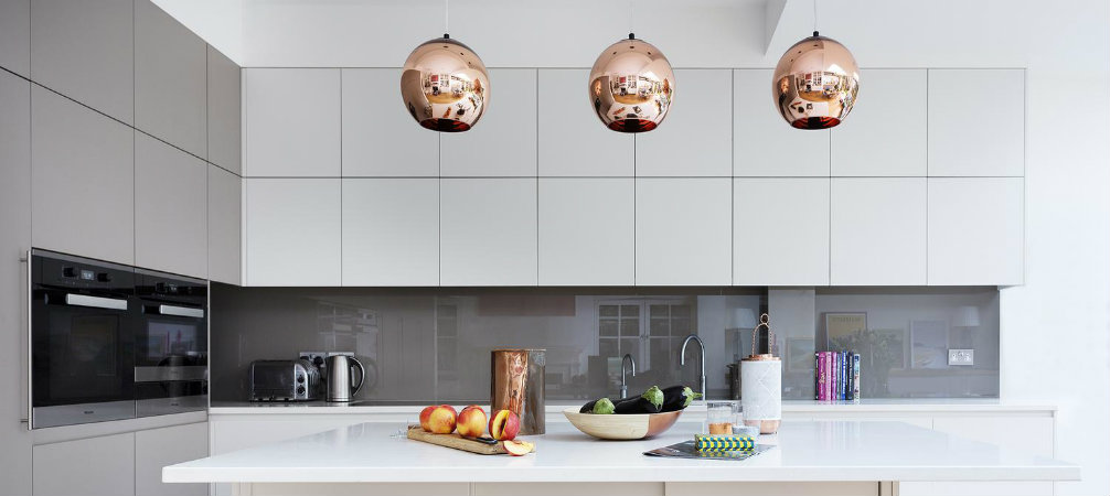 Room of the Week A Modern Kitchen with Vintage and Copper Details 3
