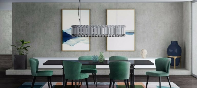 8 Dining Room Chandeliers Youll Want To Buy Now