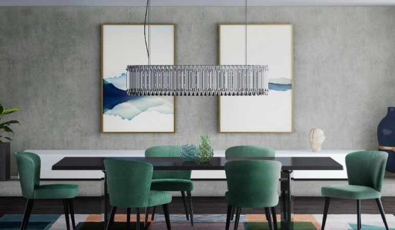 8 Dining Room Lighting Designs You'll Want to Buy Now 7 (2)