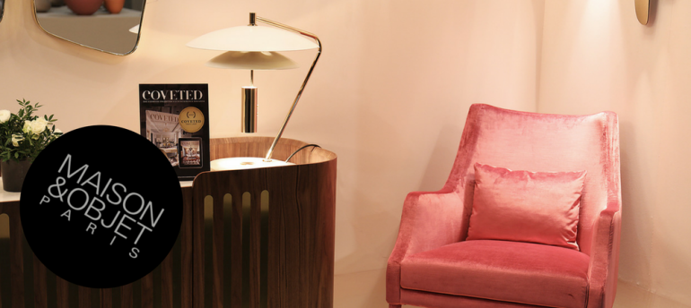 Maison & Objet- The Interior Design Show for All Mid-Century Lovers