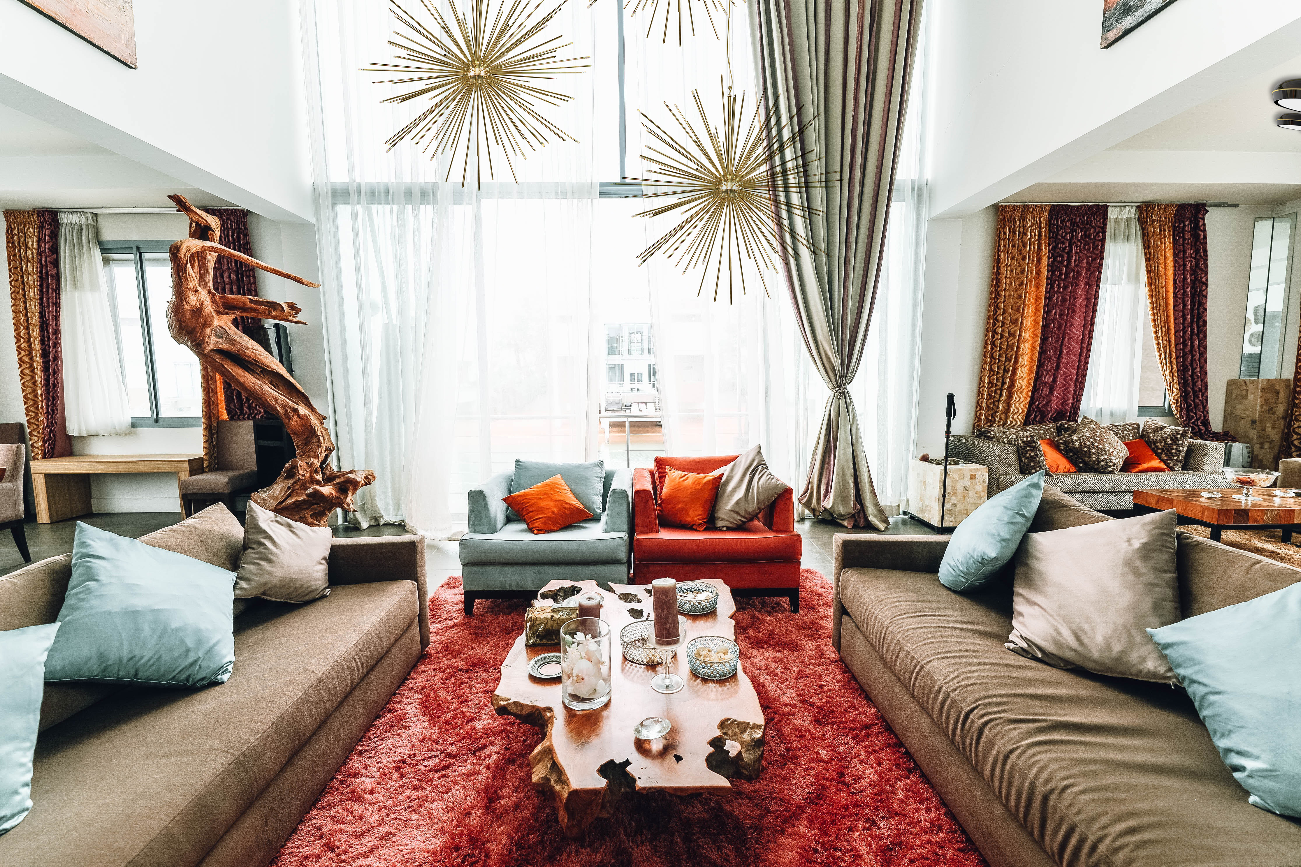 What's Hot on Pinterest 7 Bohemian Interior Design Ideas (2)