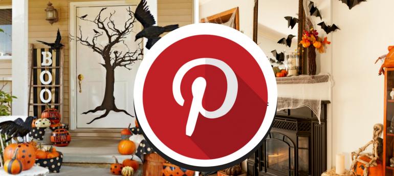 Halloween Decorations Ideas Pinterest.What S Hot On Pinterest Halloween Decoration Ideas Unique Blog