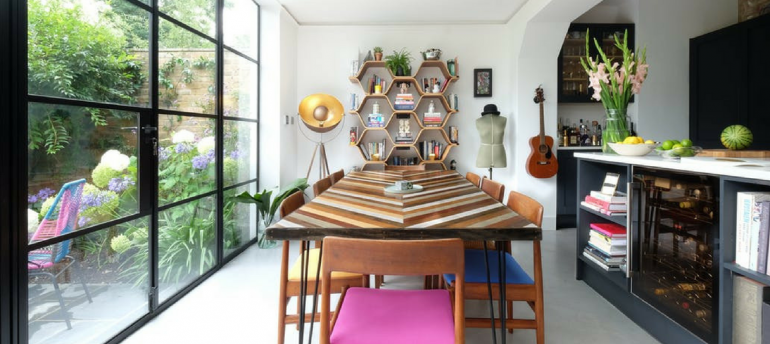 A New York Loft Style London Flat Youll Love Unique Blog
