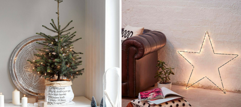 Minimalist Christmas.Boost Your Minimalist Christmas Decor With These String