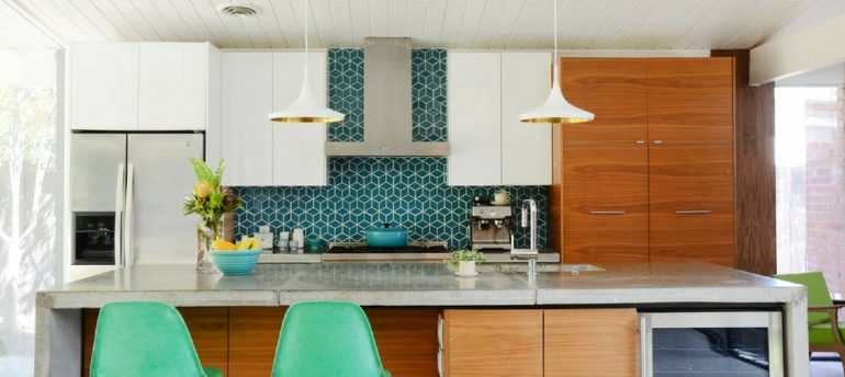House Tour- A Mid-Century Modern Home in Northern California FEAT