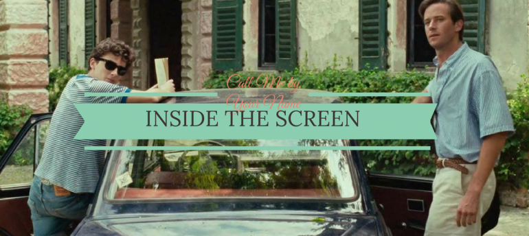 Inside The Screen_ The 80's Feeling In Call Me by Your Name