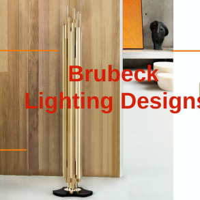 Complete Your Modern Home Decor With The Brubeck Lighting Designs!