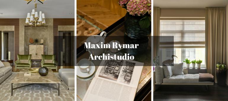 Maxim Rymar Archistudio_ A New Life Into Design