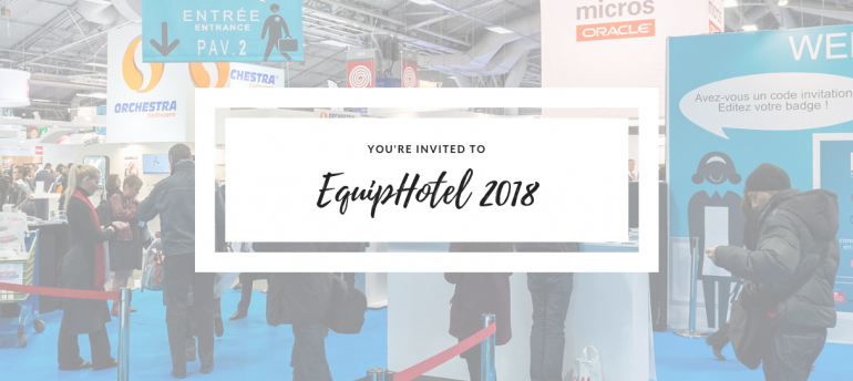 请做好准备:2018年EquipHotel现已上市!