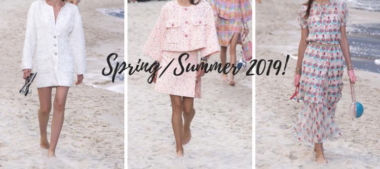 SpringSummer Fashion 2019 W No More Than Chanel