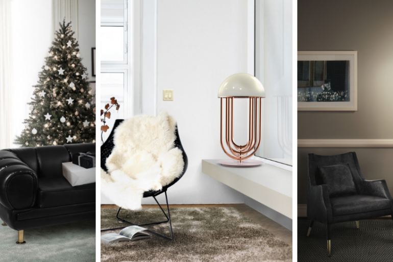 Essential Home Takeover: Turner Collection, The Art Deco Lamp You Need