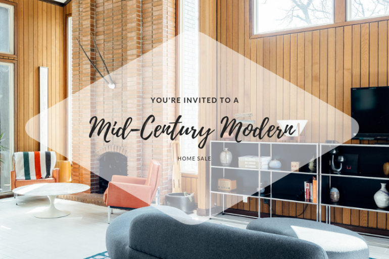 House Tour _ Top 6 Mid-Century Modern Homes On Sale!