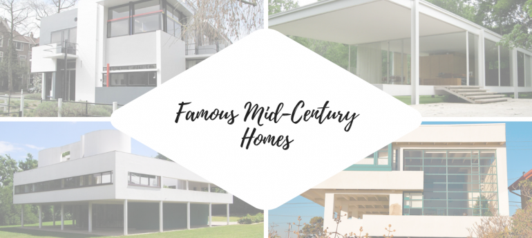 10 Mid Century Modern Homes By Famous Architects You Can T Miss