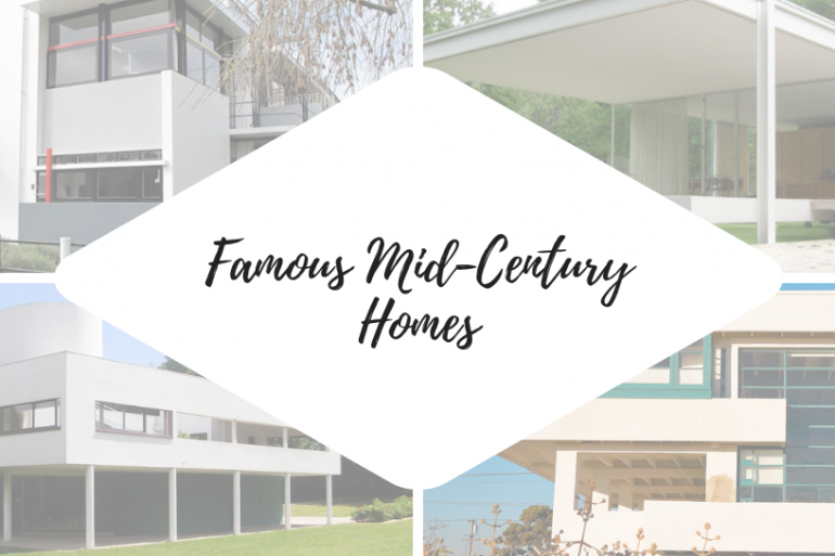 10 Mid-Century Modern Homes By Famous Architects You Can't Miss
