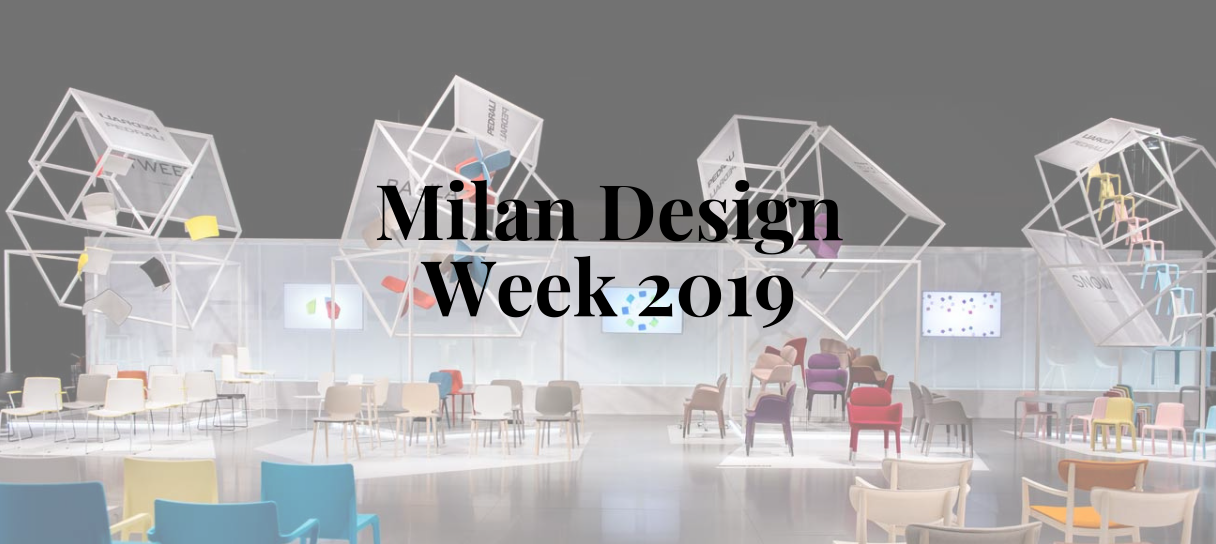The ultimate milan design week guide 2019 you need for Product designer milano