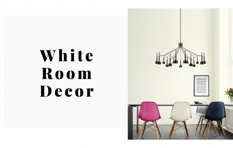 White Room Decor Ideas That Are Anything But Boring